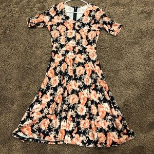 Floral Down East dress!